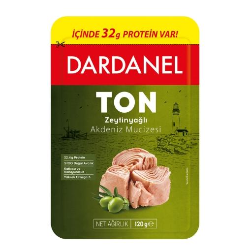 DARDANEL TON Z.YAGLI POSET 120 GR resmi