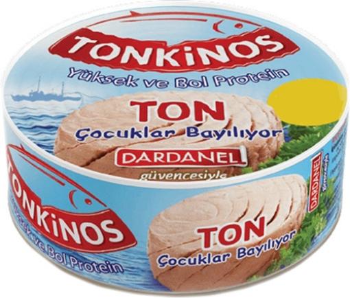 TONKINOS TON BALIGI 80 GR resmi