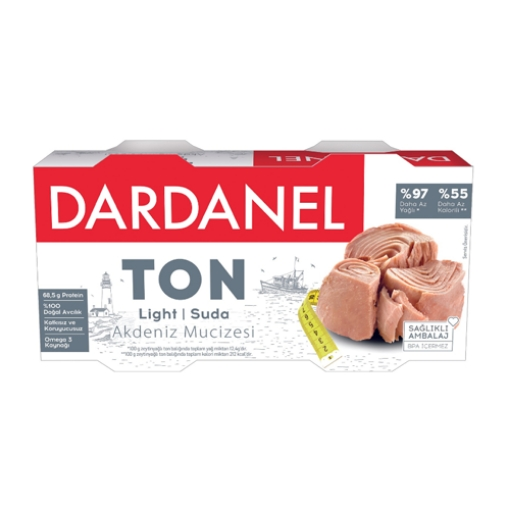 DARDANEL TON LIGHT 2*160 GR resmi