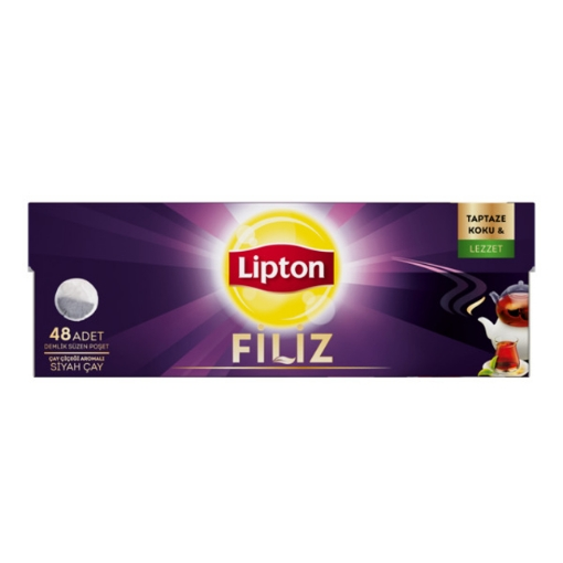 LIPTON FILIZ 48 LI DEMLIK POS.CAY 153 GR resmi