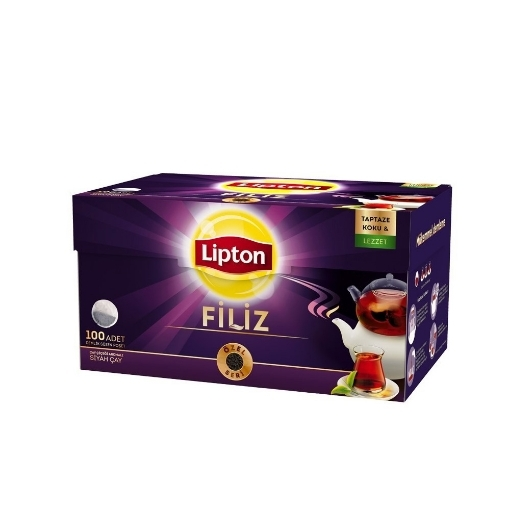 LIPTON FILIZ CAY 100 LU 320 GR resmi