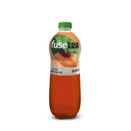 FUSE TEA SEFTALI SEKERSIZ 1LT resmi