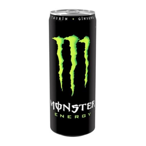 MONSTER GREEN ENERJI ICECEGI 355 ML resmi