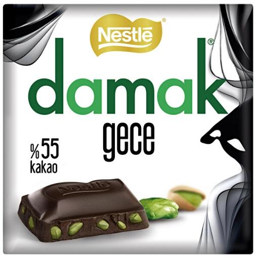 NESTLE DAMAK GECE 63 GR resmi