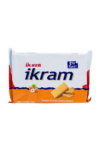 ULKER IKRAM FINDIKLI 3*84 GR 107702 resmi