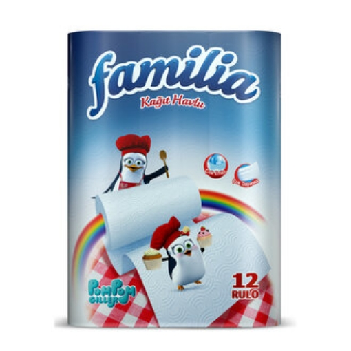 FAMILIA 12 LI HAVLU resmi