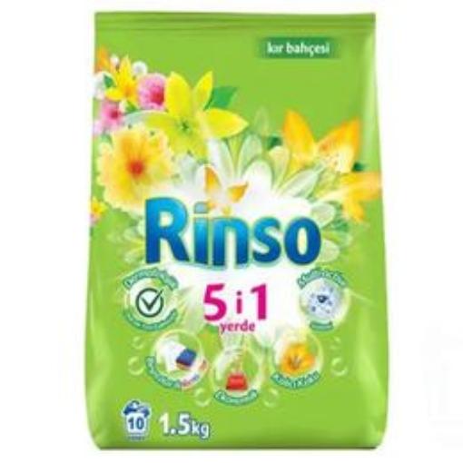 RINSO MATIK KIR BAHCESI 1500 KG resmi