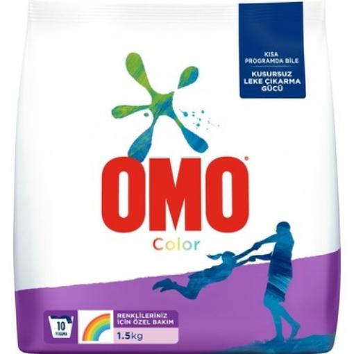 OMO MATIK COLOR 1.5 KG resmi