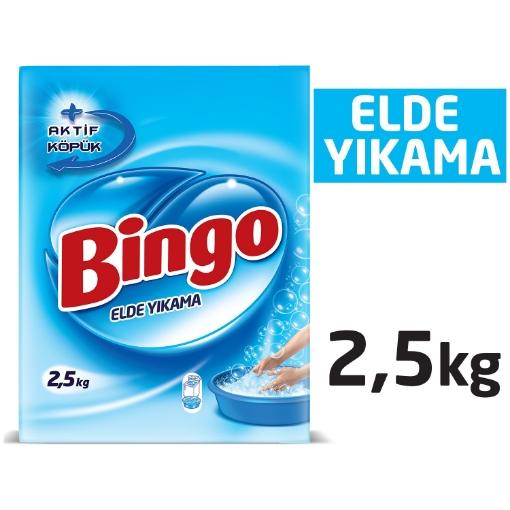 BINGO ELDE YIKAMA TOZ 2500GR resmi
