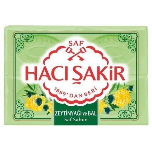 H.SAKIR BANYO SAB.ZEYTINYAGLI BAL.600GR (4*150) resmi