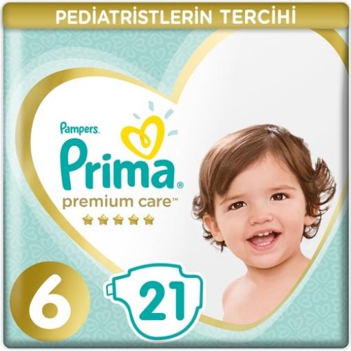 PRIMA PREMIUM CARE NO 6 resmi