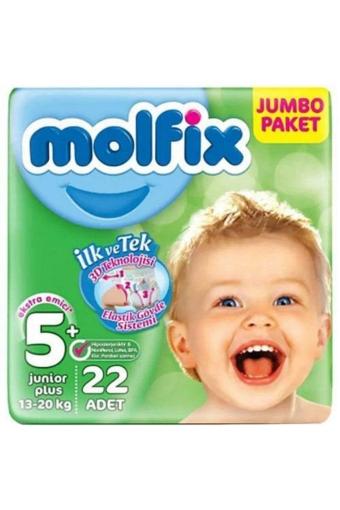 MOLFIX 3D 5+JUNIOR PLUS 13-20 KG resmi