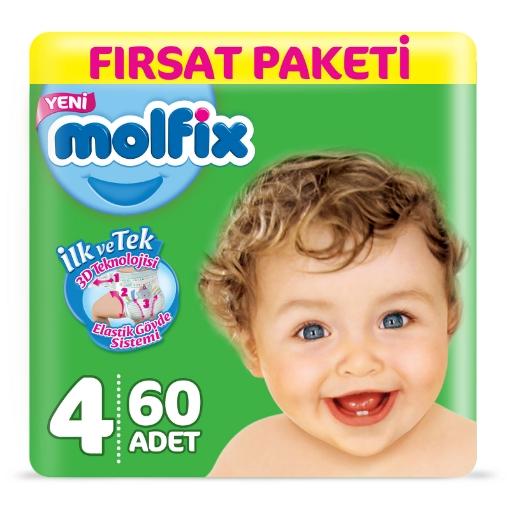 MOLFIX FIRSAT PKT 4 MAXI 7-18 resmi