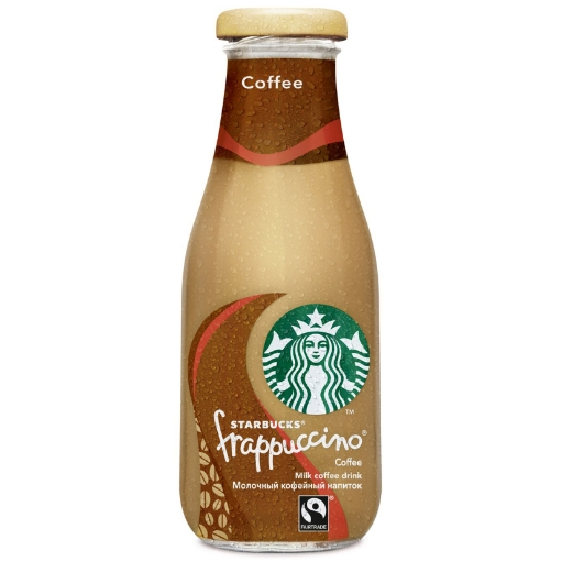STARBUCKS SISE FRAPPUCCINO COFFE 250 ML resmi