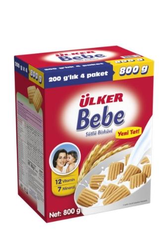 ULKER BEBE BISKUVISI 800 GR 16808 resmi