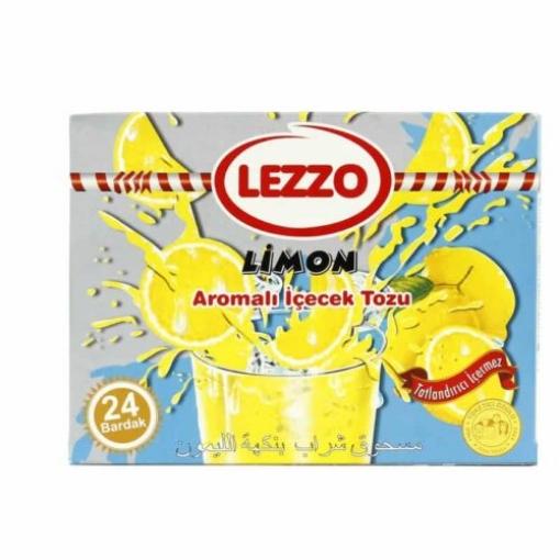 LEZZO LIMON ARO. ICECEK 600 GR KUTU resmi