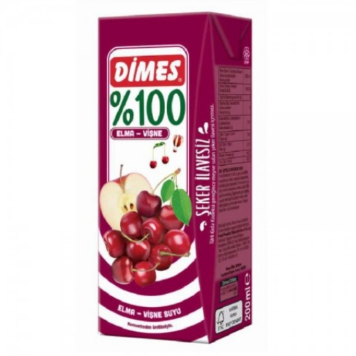 DIMES M.SUYU VISNE 200 ML 27 LI resmi