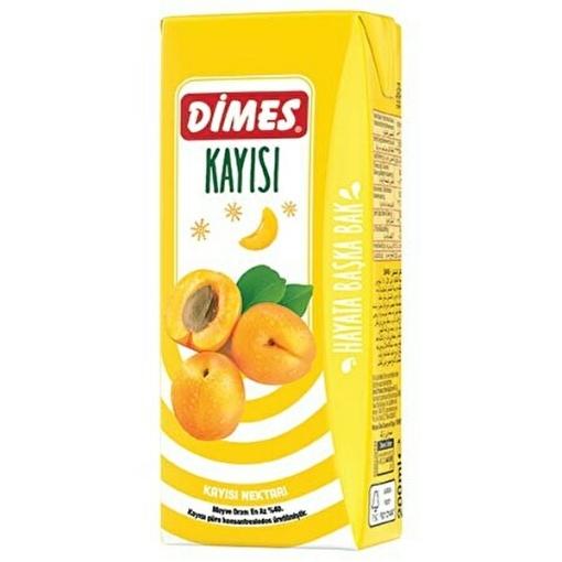 DIMES M.SUYU KAYISI 200 ML 27 LI resmi